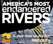 America&#039;s Most Endangered Rivers logo