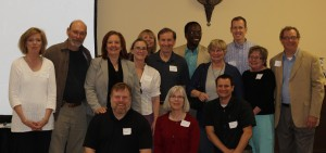 Some of the facilitators and people on the Heritage Initiative task force who have made this all happen so far.