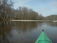 ayaking in Dead Man&#039;s Slough
