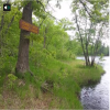Kennedy Brook Canoe Landing, St. Croix State Park, video