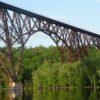 Railroad Company Plans to Restore High Bridge Footings